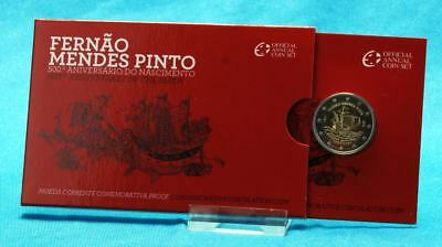 "Portugal 2 Euro 2011 ""Fernao Mendes Pinto"" PP"