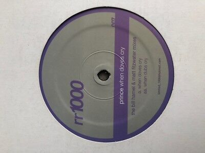 """Prince And The Revolution – When Doves Cry 12"""""""
