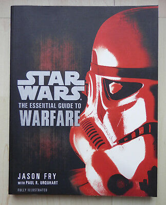 Jaso Fry: Star Wars Essential Guide to Warfare