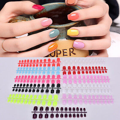 24x pré-Design Lady Fake français ongles DIY faux ongles P0q
