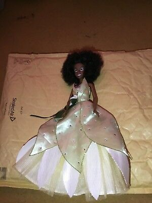 RARE Princess And The Frog Barbie Doll