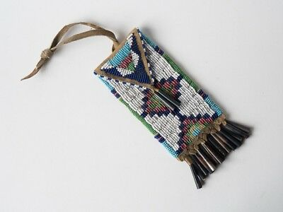 Plains Indian Ration Card Pouch