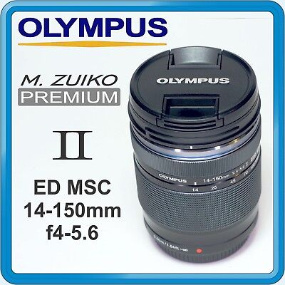 Olympus 14-150mm f/4.0-5.6 II Lens for Micro Four Thirds Cameras <PRISTINE!!>