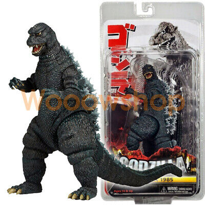 "NECA Godzilla 1985 Movie Classic Monster 12"" Head To Tail 6"" Action Figure Doll"