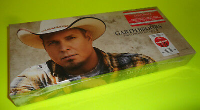 GARTH BROOKS : THE ULTIMATE COLLECTION ( CD,2016, 10-DISC SET ) New Sealed!