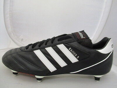 sports shoes 01f69 474b1 Adidas Kaiser 5 Mens SG Football Boots UK 6 US 6.5 EUR 39.1 3 REF