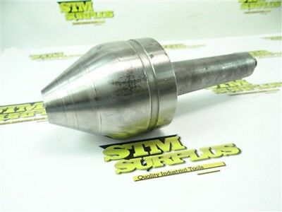 Ready Tool Precision Live Center 4Mt Shank No.lb