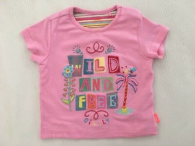 Oilily Baby Girls Infant Top T-shirt Sz 12 Months