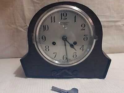 Smiths Enfield Mantle Clock In E.w.o   S222