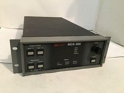 Advanced Energy MDX 500 DC Power Supply 3152342-000F