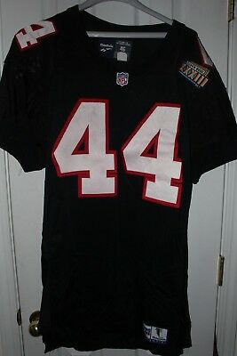 Bob Christian Atlanta Falcons Super Bowl XXXIII Game Used Football Jersey 8c2154845