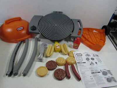 Little Tikes Sizzle And Serve Grill Kitchen Playsets 637735m