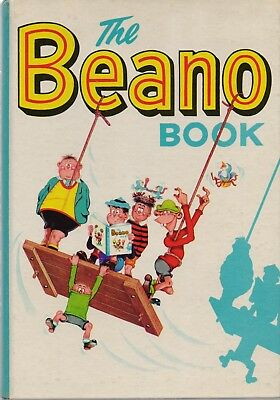 Superb Copy Of 1963 Beano Annual Ex/fine