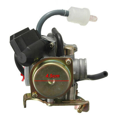 50CC Scooter Moped Vergaser Carb fit für 4-Takt GY6 SUNL ROKETA JCL PD18J QMB139