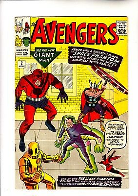 Avengers 2 second appearance
