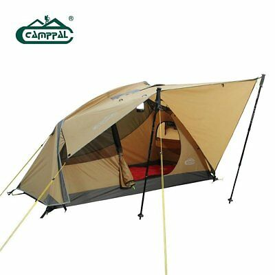 Professional High Quality Four Seasons Mountain Tent for 1 Single Person(MT067)