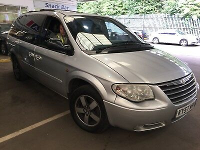 57 Chrysler Grand Voyager 2.8 Crd Executive **7 Seat, Alloys, Privacy, Climate**