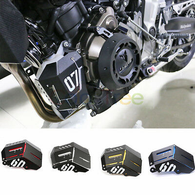 Motorcycle CNC Radiator Side Grille Cover Protector For Yamaha MT-09 FZ-09 14-17