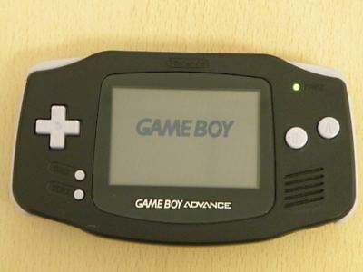 Nintendo Game Boy Advance Console * BLACK * Retro Rare 26149