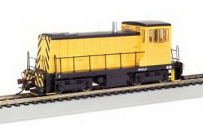 Bachmann 60607 HO Painted & Unlettered GE 70-Tonner Diesel Locomotive w/DCC