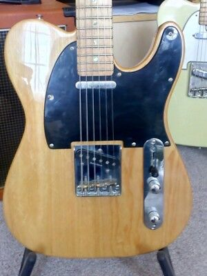 Fender Telecaster. Seymour Duncan. 4 Way Switch