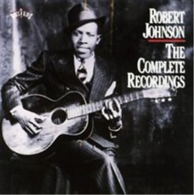 Robert Johnson-The Complete Recordings  CD NEW