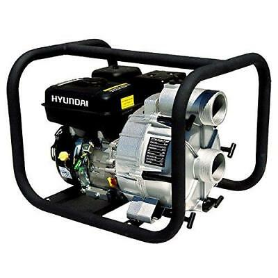 "HYUNDAI 3"" Petrol Dirty Water Trash Pump HIGH POWER 917L p/min 7hp"