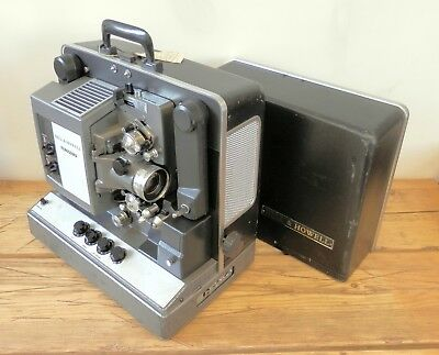 Vintage Bell & Howell Filmosound 16Mm 642 Projector (Untested)