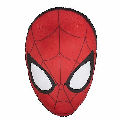 Spiderman Ultimate Thwip Forme de Tete Coussin Neuf 100% Officel Marvel