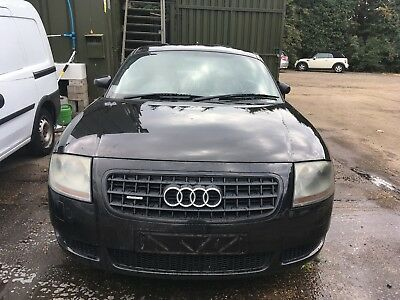 2002 Audi Tt Coupe 1.8 T Quattro 2Dr [225] 6 Speed Manual*no Key