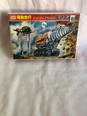Vintage IMAI Sealed International Rescue The Mole Thunderbirds