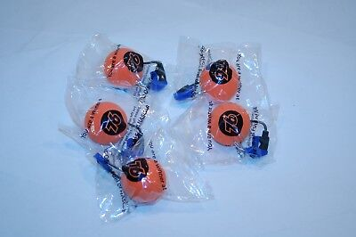 Lot (5) New/Sealed Union 76 Antenna Ball Topper with Gas Pump E26