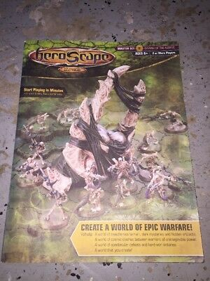 Heroscape Swarm of the Marro Instructions Booklet Manual Master Set