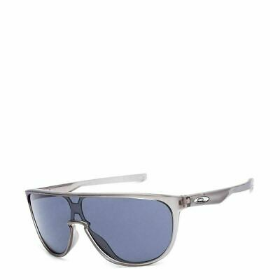 fc94cbd608 OAKLEY OO9318-05 TRILLBE Men s Black Frame Grey Lens Genuine ...