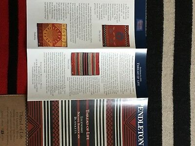 Pendleton Legendary Blankets, Limited Edition, The Thread of Life, # 23 of 300