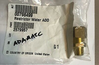 (798499) Adamatic Restrictor Water