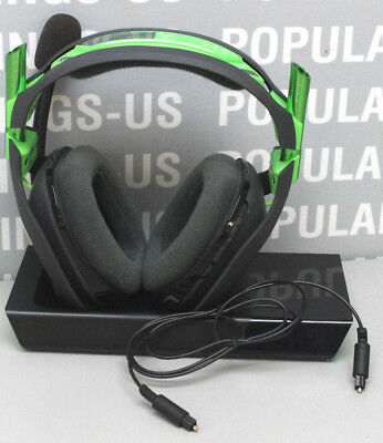 ASTRO A50 Wireless Xbox One Gaming Black/Green Headset & Base Station