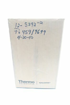 Thermo Scientific 2235-0020 Nalgene Wide-mouth Carboy W/ Handles 10l