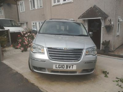 crysler grand voyager 2010 with disable access low milage
