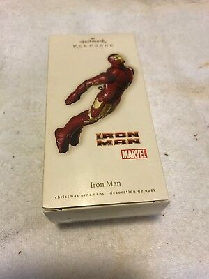 Iron Man Hallmark Keepsake 2008 Handcrafted
