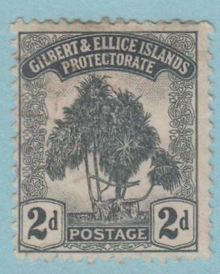 Gilbert & Ellice Islands 10 Used - No Faults Very Fine!