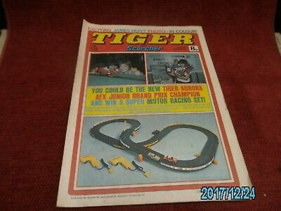 Tiger and Scorcher comics. 11 ISSUES FROM 1978 .