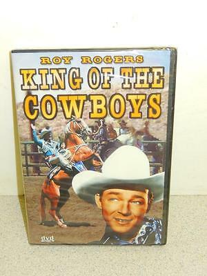 Dvd- The King Of The Cowboys- Roy Rogers- New- L53
