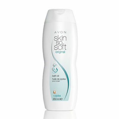 Avon Skin So Soft Bath Oil 250 ML
