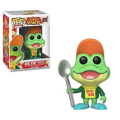 Funko - POP! Ad Icons - Dig Em' Frog Brand New In Box