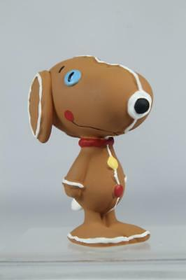 Dept 56 & Peanuts 'Gingerbread Bow Wow' Snoopy #4051660 New In Box!