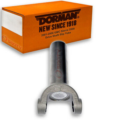 Dorman Rear Driveshaft at Transfer Case Drive Shaft Slip Yoke for GMC Sierra yg