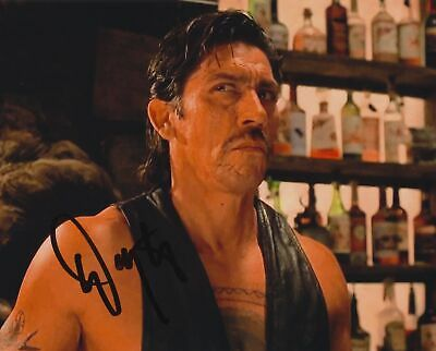 Danny Trejo Signed From Dusk Till Dawn 8X10 Photo