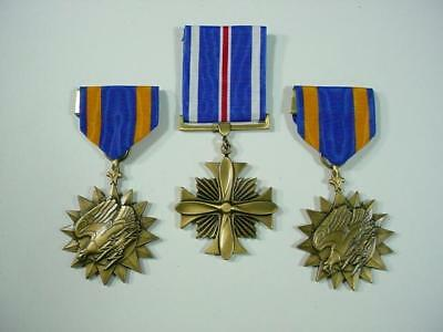 NobleSpirit NO RESERVE {3970}Trio of US Military Air Medals