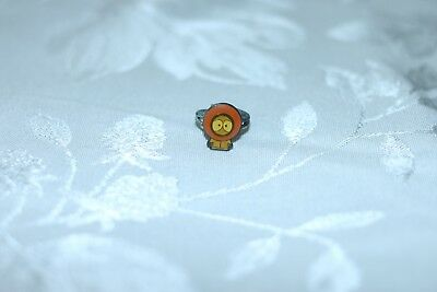 Vintage Collectible South Park small Ring kid's jewelry FREE SHIPPING